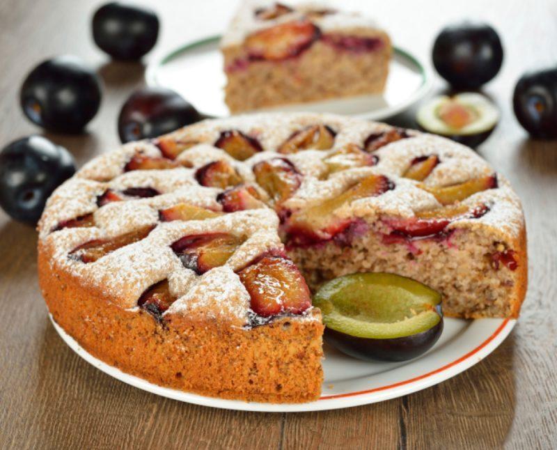 Пирог со сливовым вареньем в мультиварке рецепты с фото